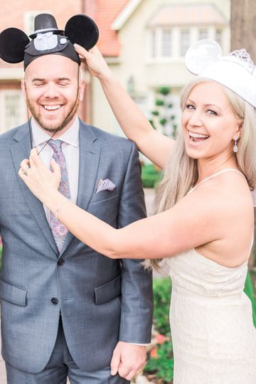 Disney wedding Alyssa Peet Photo + Video