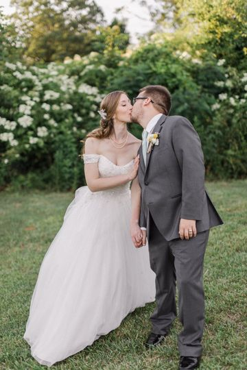 Sharing a kiss Alyssa Peet Photo + Video