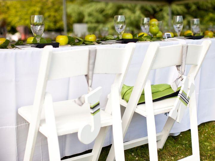 Tmx 1348113692581 AppleGreenWhiteWeddingOregon4 Portland wedding planner