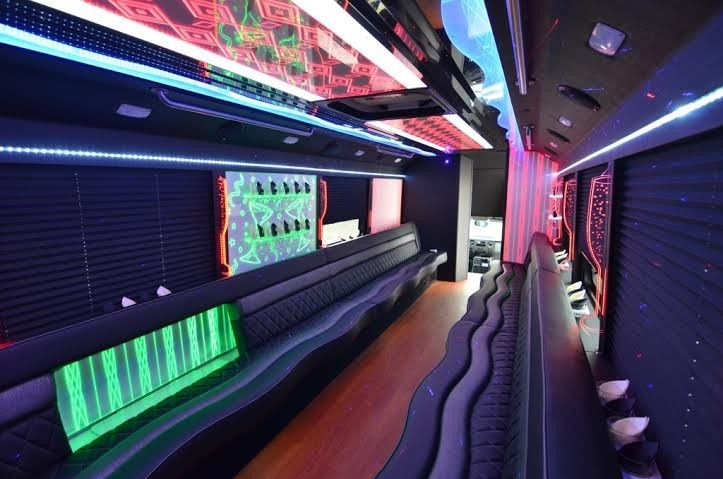 limo bus 29 passenger