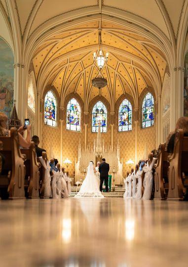 Sacred Heart Chapel - OLLU