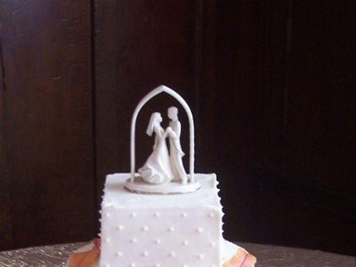 Tmx 1257444525262 161 Penngrove wedding cake