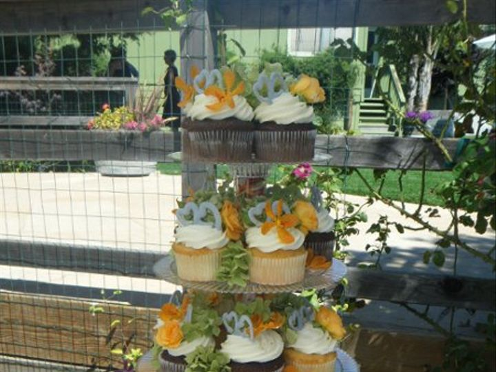 Tmx 1257539759543 DSCF0289 Penngrove wedding cake