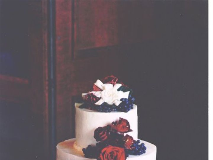 Tmx 1257540647637 Cake2 Penngrove wedding cake