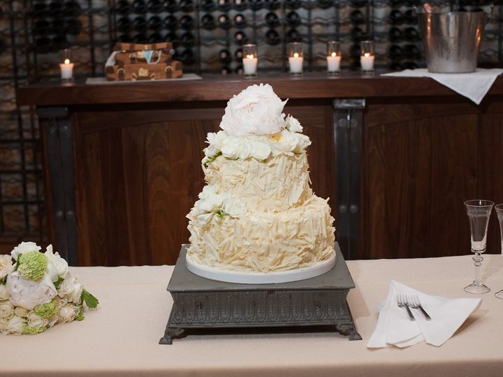 Tmx 1347241238764 IMG414 Penngrove wedding cake