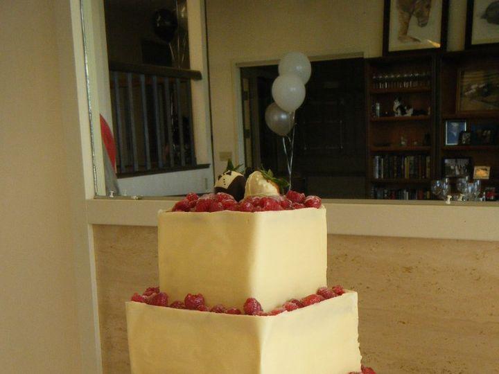Tmx 1347241396641 DSCF1853 Penngrove wedding cake