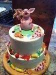 Tmx 1370489587801 Maxwell Pig Cake Penngrove wedding cake
