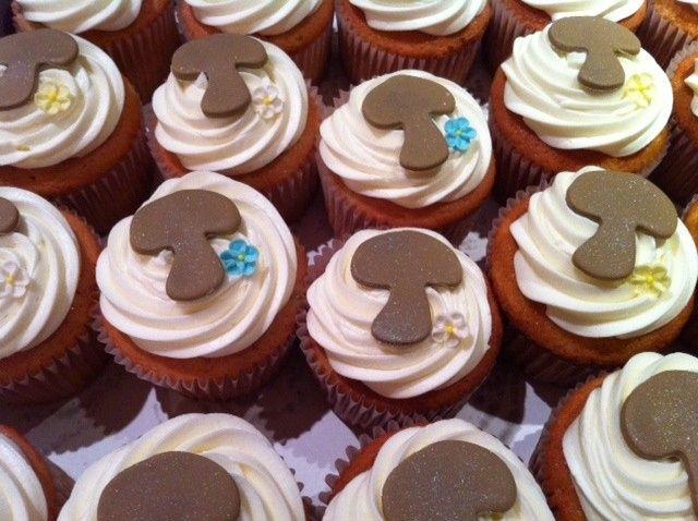 Tmx 1370489589665 Mushroom Cupcakes Penngrove wedding cake
