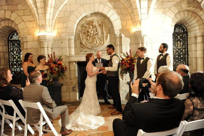 Romance in the Chapter House