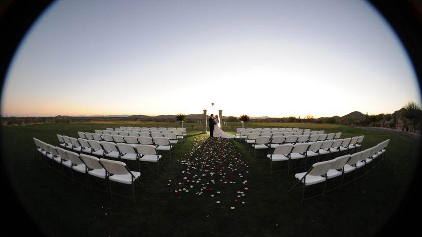 Estrella mountain wedding