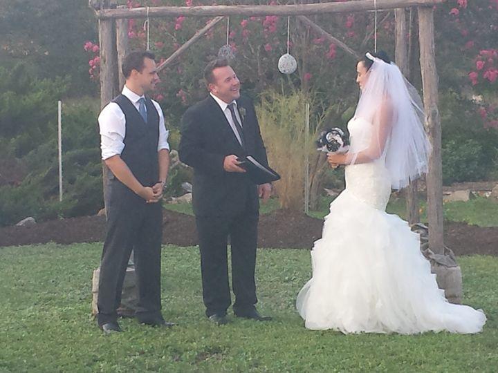 Tmx 1413569073482 Jimmy And Gloria Round Rock, Texas wedding officiant