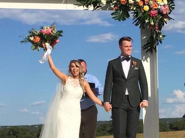 Tmx 1527112652 081480ede38e867a 1527112651 14f85e7f32ca6ed7 1527112652142 2 Kyle And Jordyn  2 Round Rock, Texas wedding officiant