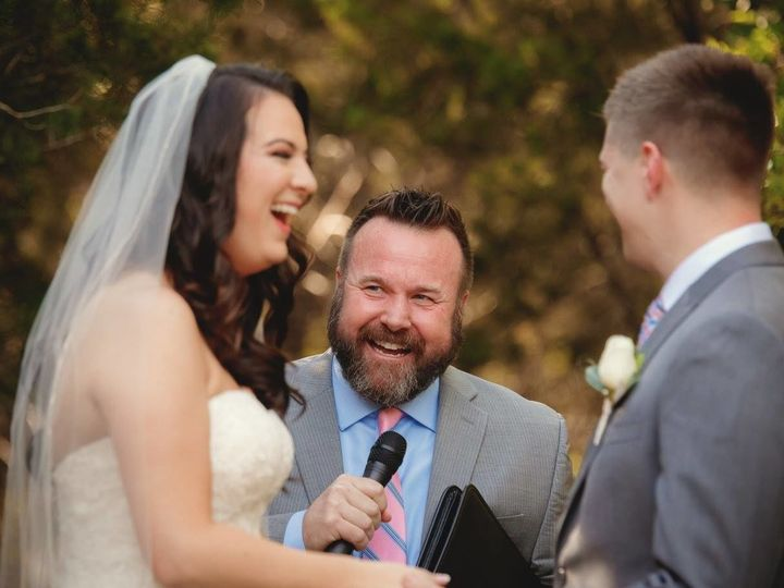 Tmx 1527112722 762e83fbc6933585 1527112721 628f95ce98a40ac7 1527112722500 8 Great Pic For Site Round Rock, Texas wedding officiant