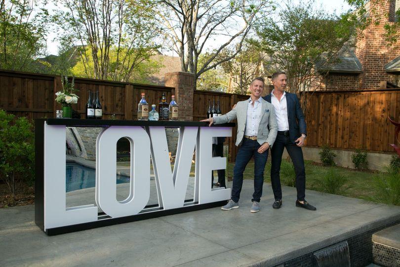 Tim & Justin Wedding
