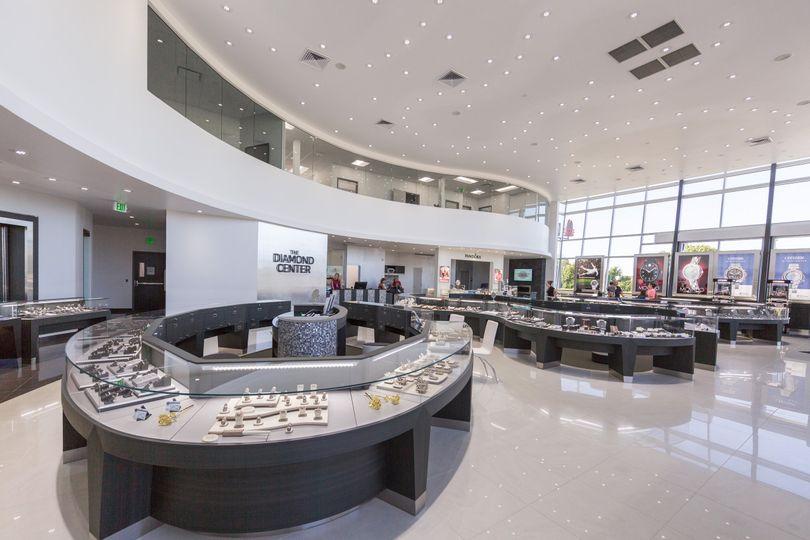 The Diamond Center - Janesvill