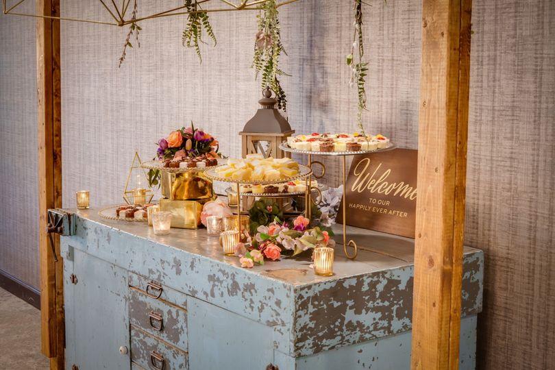 Desserts at MKEHI