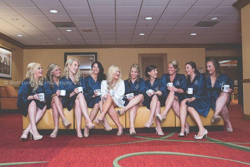 girls on 3rd floor