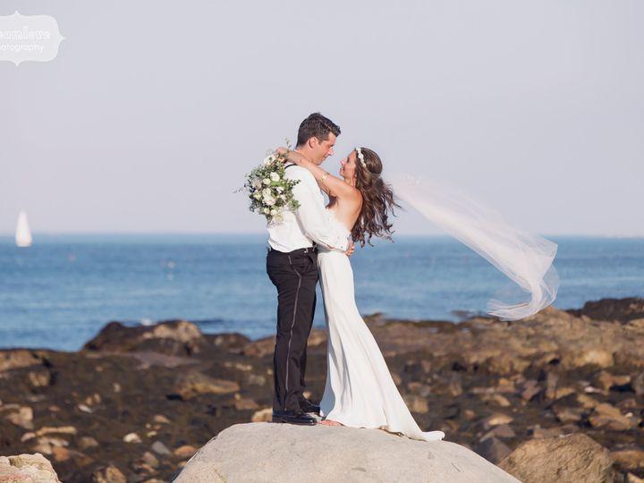 Tmx 1485058146587 Odiorne Wedding Photo Bride Groom Nh Newmarket, New Hampshire wedding florist