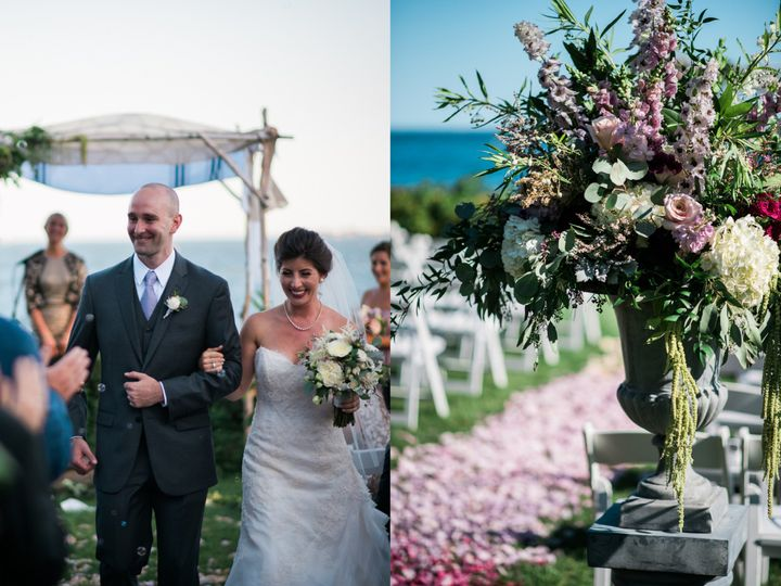 Tmx 1452564501296 Abramo Wedding 885fotorcollage Lynnfield wedding florist