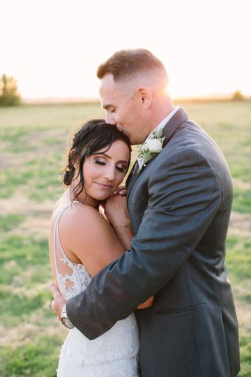 Portrait of the happy couple - Anna Perevertaylo Photography