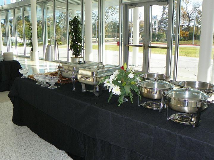 Tmx 1368549969390 Lobby Catering Lake Jackson, TX wedding venue