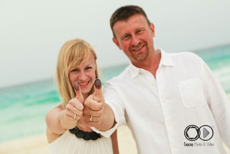 cancun civil wedding cost