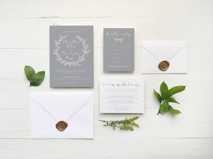 Tmx 1533412845 E9399b6131e92608 1533412843 B4ae032e15040df9 1533412843995 13 The Chandler 1 Holly Springs wedding invitation