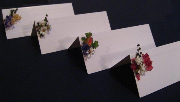 Flowerplacecards