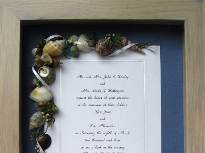 Tmx 1215825266625 Shell East Bridgewater wedding invitation