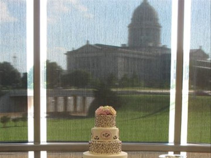 Tmx 1268253019286 Cake7707 Oklahoma City, OK wedding venue