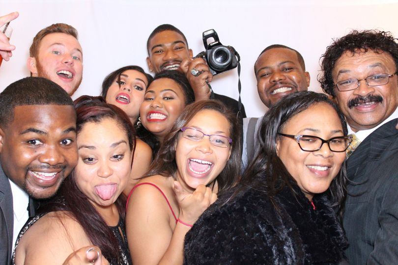 Wacky group photo