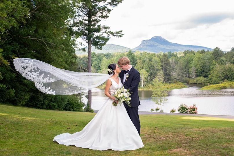 Mountain Side Wedding