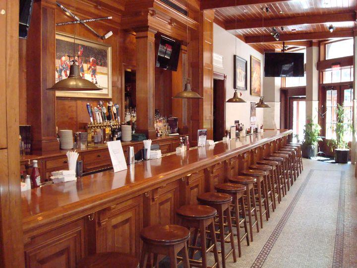 Alley Bar (semi-private bar)