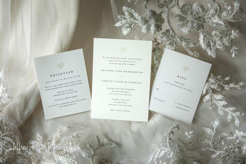 Invites, details