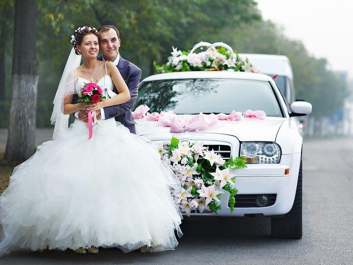 Tmx 1432046839570 Bigstock Happy Bride And Groom With Lmo 65622412 Perry Hall, Maryland wedding transportation