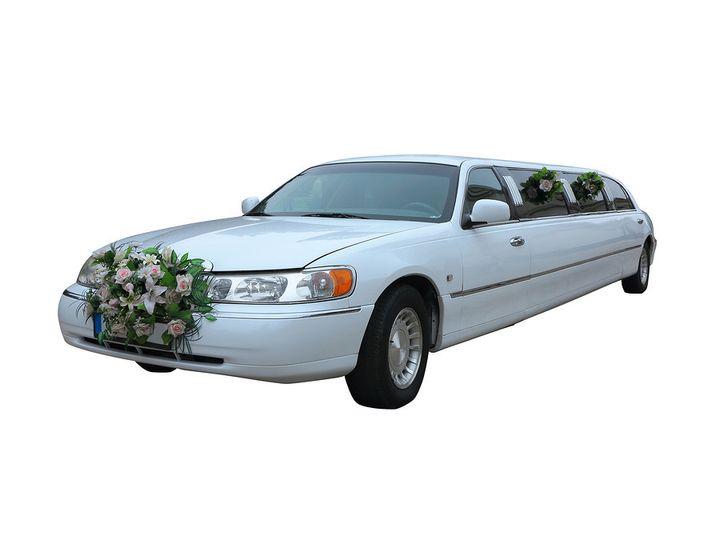 Tmx 1432046886650 Bigstock White Wedding Limousine For Ce 46752463 Perry Hall, Maryland wedding transportation