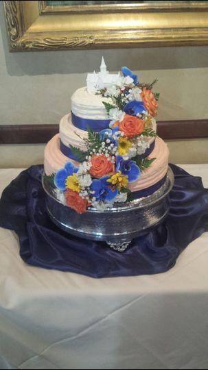 cakes by beth wedding cake provo ut weddingwire. Black Bedroom Furniture Sets. Home Design Ideas
