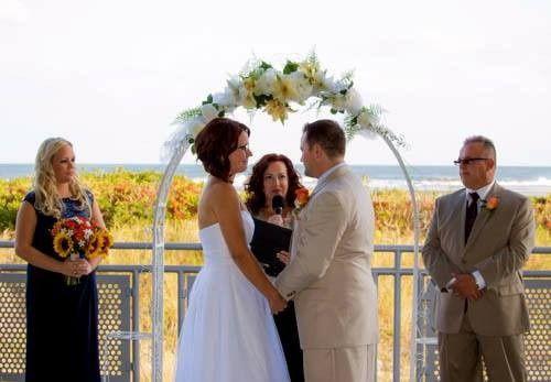 Tmx 1428435600742 Megvinceprofile West Orange, New Jersey wedding officiant