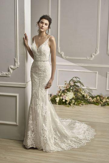 Delicate Lace, Pretty Dress