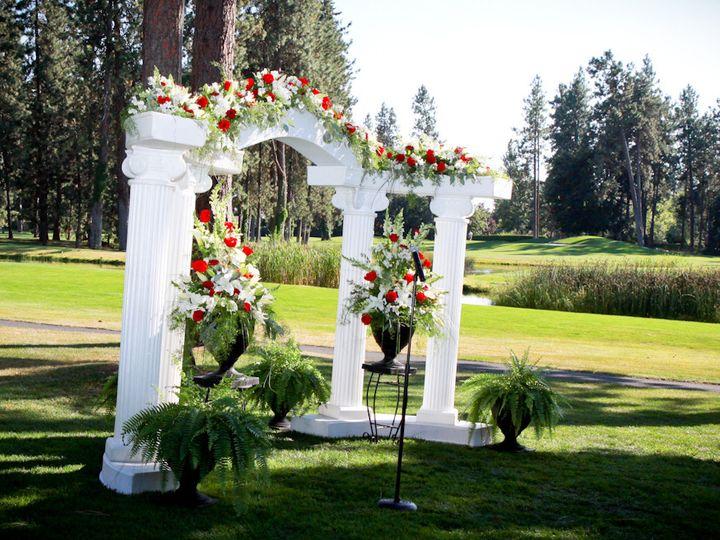 Tmx 1453498637175 Arch Spokane wedding florist