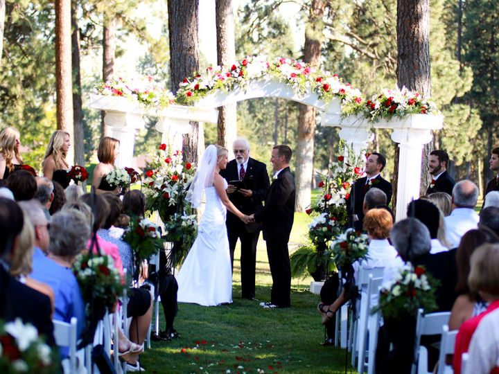 Tmx 1453498662458 Ceremony 2 Spokane wedding florist