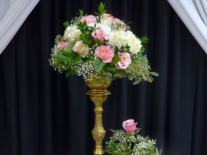 Tmx 1453498791548 Fox 28 Wedding Blush 1 Spokane wedding florist