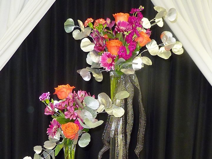 Tmx 1453498799654 Fox 28 Wedding Modern 2 Spokane wedding florist