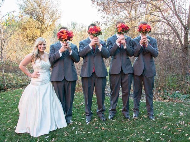 Tmx 1453499113330 Groomsmen Spokane wedding florist