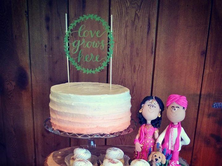 Tmx 1418150612308 Instagramcapturee332d85d A568 4d8c A8af 48111374a2 Snohomish, Washington wedding cake
