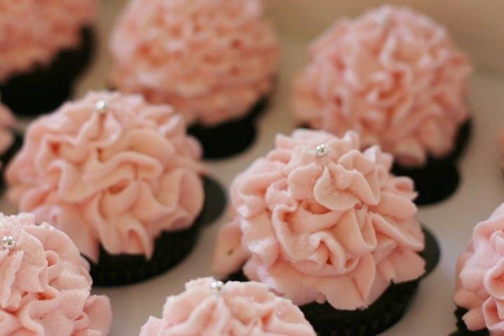 Tmx 1510247541635 Sarahs Bb Shower Cuppies 2 Snohomish, Washington wedding cake