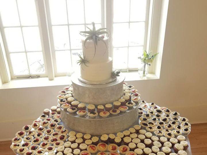 Tmx 1532992232 C98d0ebef0a821fe 1532992230 53406e2e9b8f02fd 1532992215408 32 IMG 20180513 1209 Snohomish, Washington wedding cake