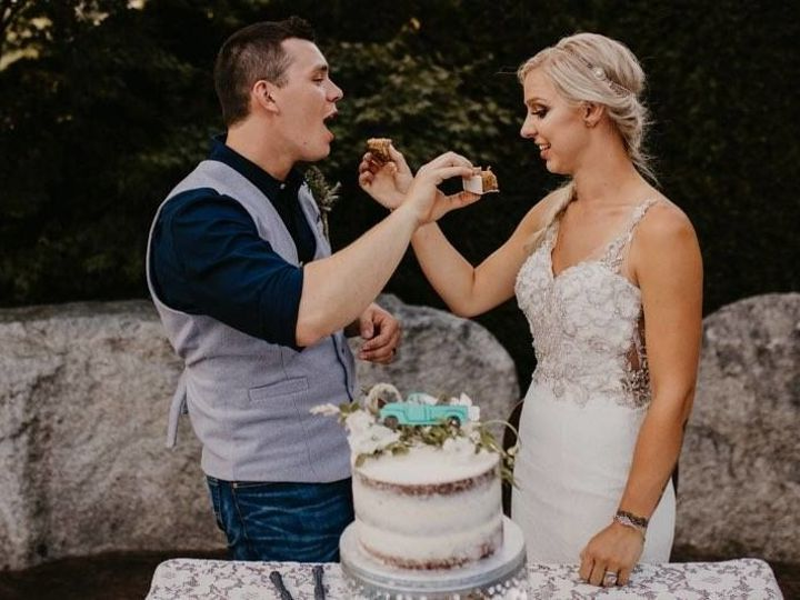 Tmx 1536473633 00cbace7d501662a 1536473632 E40b170cb8fa730c 1536473627716 12 IMG958919 Snohomish, Washington wedding cake
