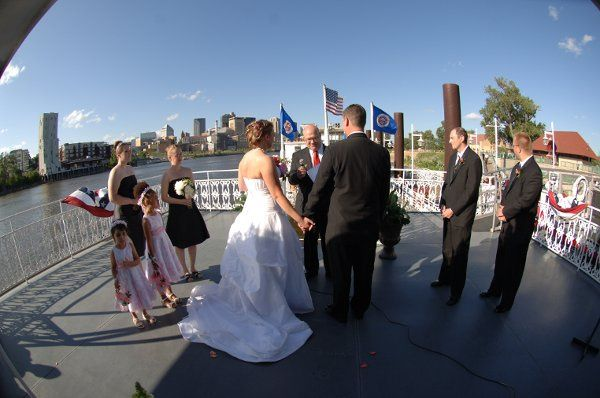 Ceremony on the Betsey Northrup