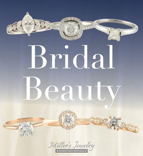bridal area sign engagement